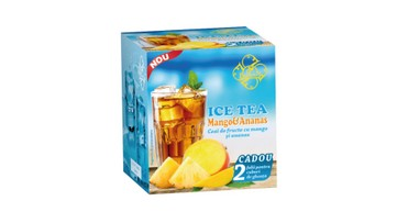 Ice Tea Mango si Ananas